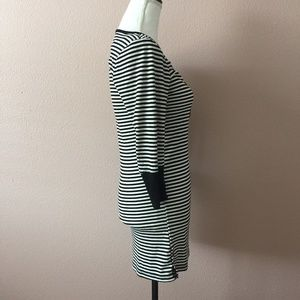 Betsey Johnson Intimates & Sleepwear - BETSEY JOHNSON Striped Henley Sleep Shirt Dress